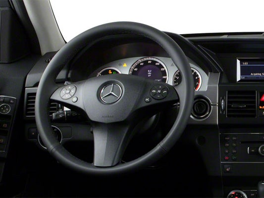 2011 Mercedes-Benz 4MATIC® 4dr GLK 350