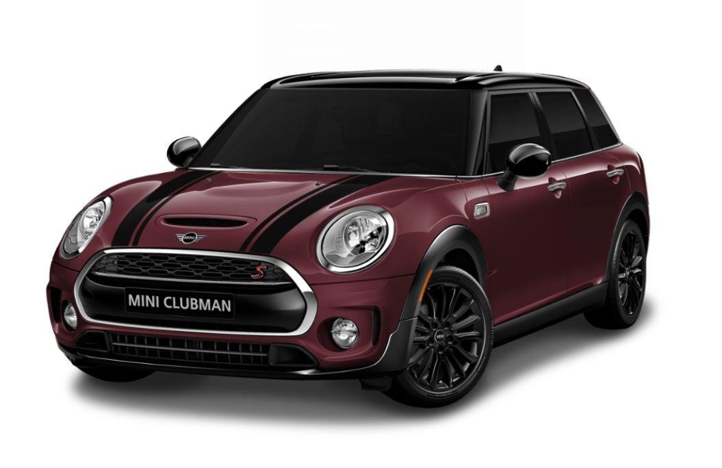 Lease A Mini Clubman S All4